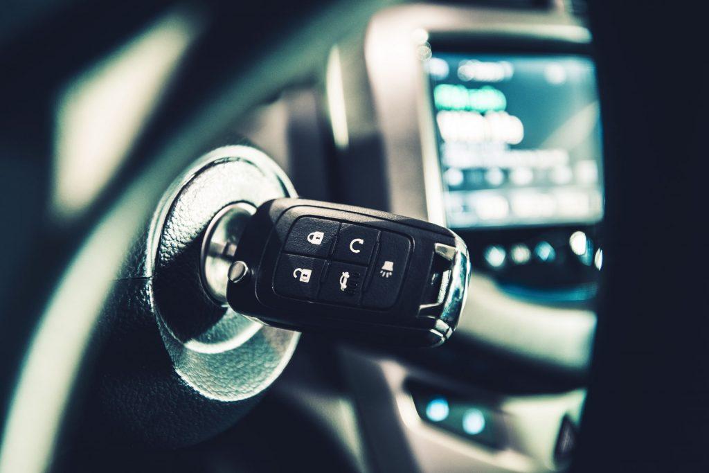 Dorabianie kluczyków samochodowych